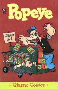 Cover Thumbnail for Classic Popeye (IDW, 2012 series) #65
