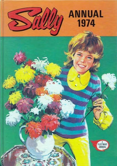 Cover for Sally Annual (IPC, 1971 series) #1974