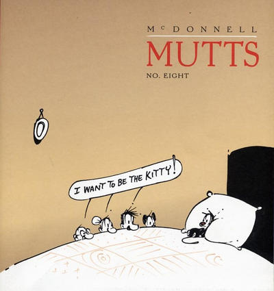 Cover for Mutts (Andrews McMeel, 1996 series) #8 - I Want to be the Kitty