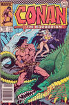 Cover for Conan the Barbarian (Marvel, 1970 series) #154 [Newsstand]