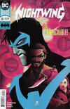 Cover for Nightwing (DC, 2016 series) #35