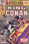 Cover Thumbnail for King Conan (1980 series) #8 [Newsstand]