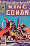 Cover Thumbnail for King Conan (1980 series) #7 [Newsstand]