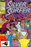 Cover for Silver Surfer (Marvel, 1987 series) #4 [Direct]