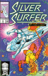 Cover for Silver Surfer (Marvel, 1987 series) #19 [Direct]