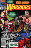 Cover Thumbnail for The New Warriors (1990 series) #21 [Newsstand]