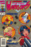 Cover for The New Warriors (Marvel, 1990 series) #35 [Newsstand]