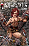 Cover Thumbnail for Belladonna: Fire and Fury (2017 series) #1 [Bondage Nude Cover]