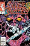 Cover for Silver Surfer (Marvel, 1987 series) #22 [Direct]