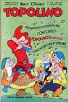 Cover for Topolino (Arnoldo Mondadori Editore, 1949 series) #245