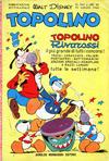Cover for Topolino (Arnoldo Mondadori Editore, 1949 series) #244