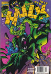 Cover for Incredible Hulk (Marvel, 2000 series) #13 [Newsstand]