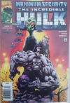 Cover for Incredible Hulk (Marvel, 2000 series) #21 [Newsstand]