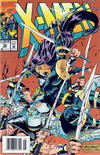 Cover Thumbnail for X-Men (1991 series) #32 [Newsstand]