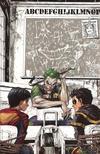"""Cover for Super Sons (DC, 2017 series) #1 [Unknown Comics Tyler Kirkham """"Joker"""" Virgin Art Cover]"""