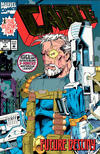 Cover for Cable (Marvel, 1993 series) #1 [Newsstand]