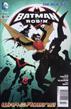 Cover Thumbnail for Batman and Robin (2011 series) #10 [Newsstand]