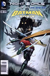 Cover Thumbnail for Batman and Robin (2011 series) #9 [Newsstand]