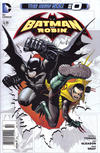 Cover Thumbnail for Batman and Robin (2011 series) #0 [Newsstand]