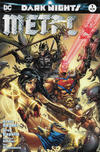 Cover for Dark Nights: Metal (DC, 2017 series) #1 [Most Good Hobby Eric Basaldua Color Cover]