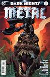 Cover for Dark Nights: Metal (DC, 2017 series) #1 [Andy Kubert Cover]