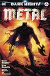 Cover for Dark Nights: Metal (DC, 2017 series) #1 [ComicSketchArt Greg Capullo Color Cover]