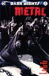 Cover for Dark Nights: Metal (DC, 2017 series) #1 [KRS Comics Jock Black Cover]