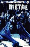 Cover for Dark Nights: Metal (DC, 2017 series) #1 [KRS Comics Jock Blue Cover]