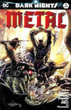 Cover for Dark Nights: Metal (DC, 2017 series) #1 [Legends Comics and Games Neal Adams Cover]