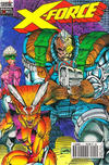 Cover for X-Force (Semic S.A., 1992 series) #1