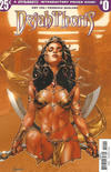 Cover for Dejah Thoris (Dynamite Entertainment, 2018 series) #0 [Cover A - Jay Anacleto Cover]