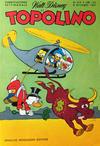 Cover for Topolino (Arnoldo Mondadori Editore, 1949 series) #619