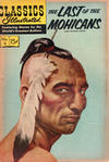 Cover for Classics Illustrated (Gilberton, 1947 series) #4 [HRN 167] - The Last of the Mohicans