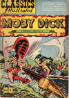 Cover for Classics Illustrated (Gilberton, 1947 series) #5 [HRN 36] - Moby Dick [HRN 60]