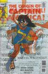 Cover for Ms. Marvel (Marvel, 2016 series) #25 [Jacob Wyatt Lenticular Homage Cover]