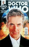 Cover for Doctor Who: The Twelfth Doctor (Titan, 2014 series) #12 [Subscription Photo Cover]