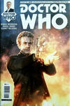 Cover for Doctor Who: The Twelfth Doctor (Titan, 2014 series) #15 [Regular Cover]