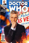 Cover for Doctor Who: The Twelfth Doctor (Titan, 2014 series) #9 [Cover B - Subscription Photo Cover]