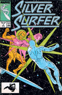 Cover Thumbnail for Silver Surfer (Marvel, 1987 series) #3 [Direct]