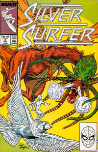 Cover Thumbnail for Silver Surfer (Marvel, 1987 series) #8 [Direct]