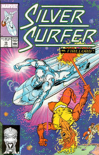 Cover Thumbnail for Silver Surfer (Marvel, 1987 series) #19 [Direct]