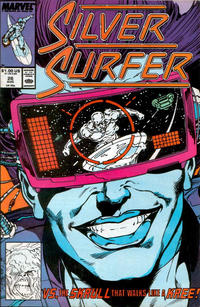 Cover for Silver Surfer (Marvel, 1987 series) #26 [Newsstand]