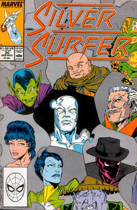 Cover Thumbnail for Silver Surfer (Marvel, 1987 series) #30 [Direct]