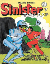 Cover for Sinister Tales (Alan Class, 1964 series) #91