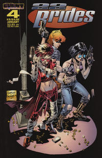 Cover Thumbnail for 22 Brides (Event Comics, 1996 series) #4 [Cover B]