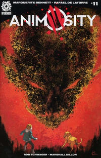 Cover Thumbnail for Animosity (AfterShock, 2016 series) #11