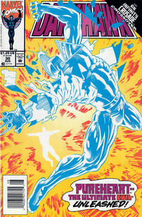 Cover Thumbnail for Darkhawk (Marvel, 1991 series) #30 [Newsstand]