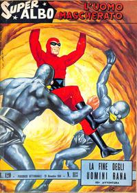 Cover Thumbnail for Super Albo (Edizioni Fratelli Spada, 1962 series) #113