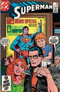 Cover Thumbnail for Superman (DC, 1939 series) #404 [Direct]