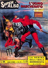 Cover Thumbnail for Super Albo (Edizioni Fratelli Spada, 1962 series) #129
